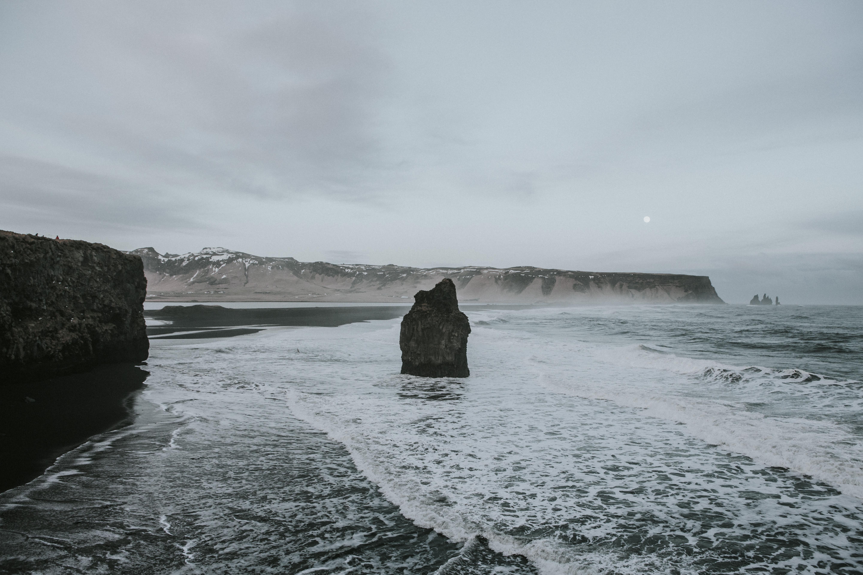 Vik Reynisfjara Beach -9687